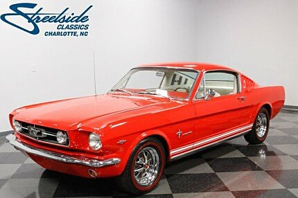 1965 Ford Mustang for sale 100944570