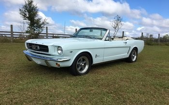 1965 Ford Mustang Convertible for sale 100944609