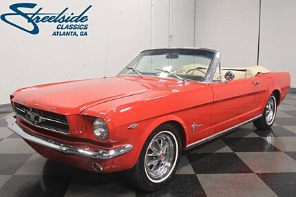1965 Ford Mustang for sale 100957472