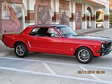 1965 Ford Mustang for sale 100959790