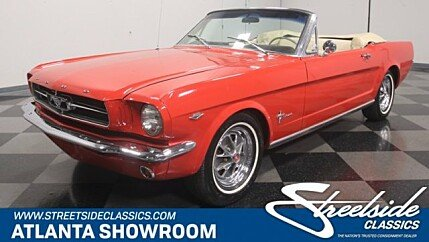 1965 Ford Mustang for sale 100975804
