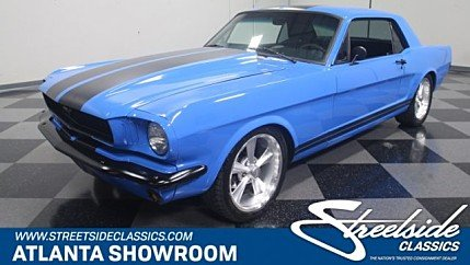 1965 Ford Mustang for sale 100976693