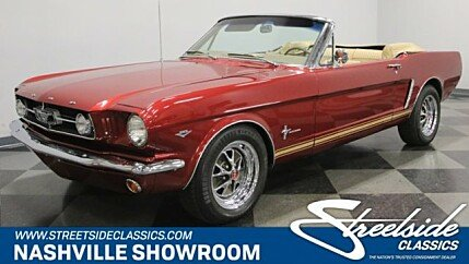 1965 Ford Mustang for sale 100980919
