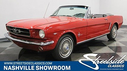 1965 Ford Mustang for sale 100984536