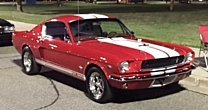 1965 Ford Mustang Fastback for sale 100988896