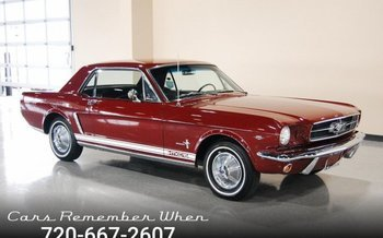 1965 Ford Mustang for sale 100995124