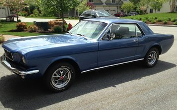 1965 Ford Mustang Coupe for sale 101001691