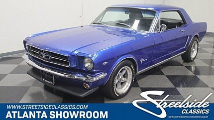 1965 Ford Mustang for sale 101005514