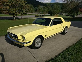 1965 Ford Mustang for sale 101030006
