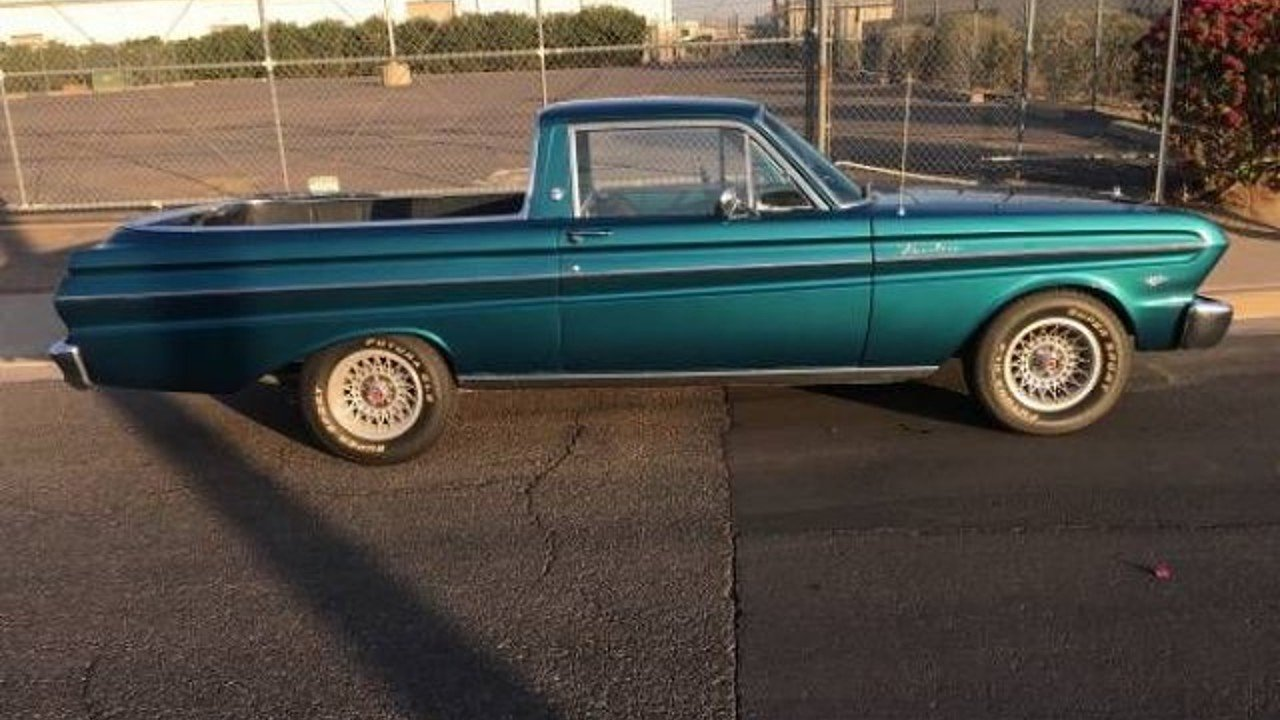 1965 Ford Ranchero for sale 100940524