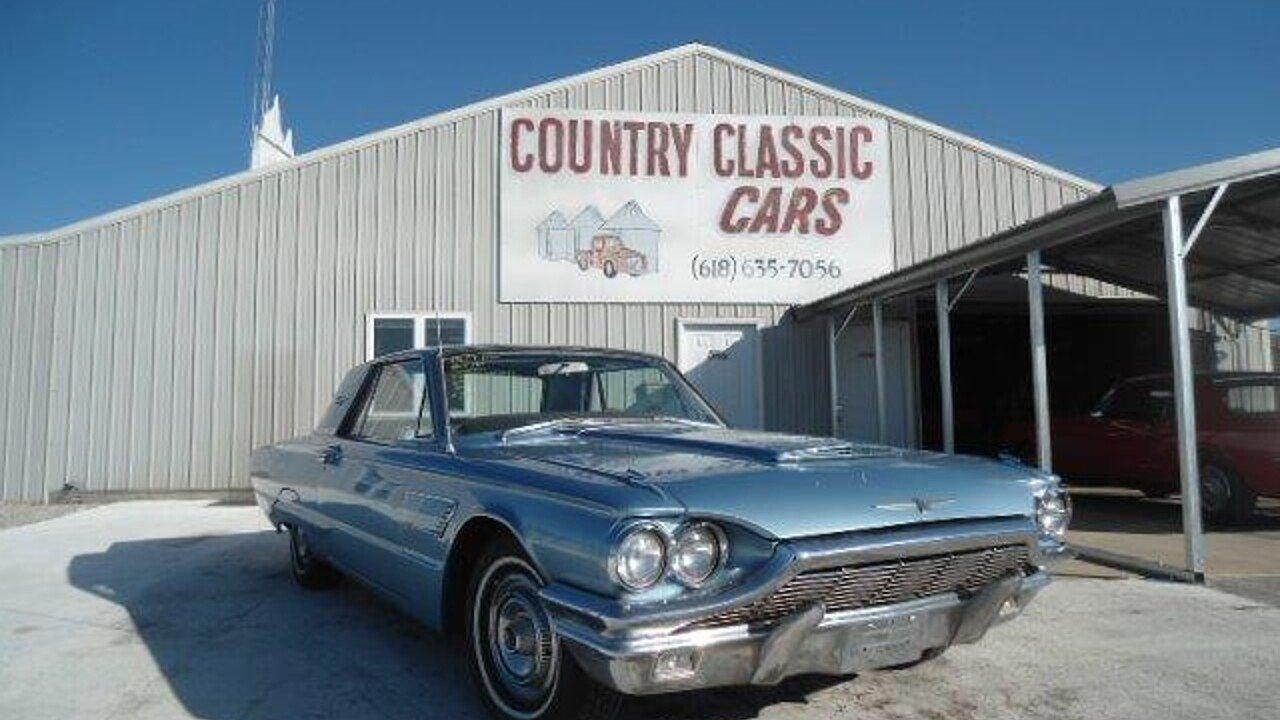 1965 Ford Thunderbird for sale near Staunton, Illinois 62088 ...