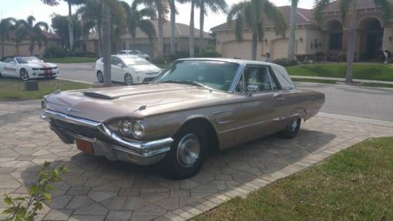 1965 Ford Thunderbird for sale 100854716