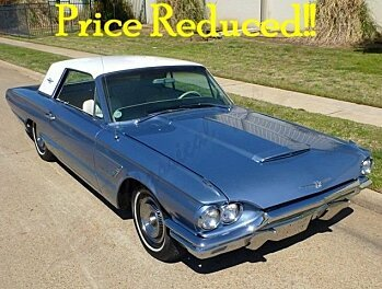 1965 Ford Thunderbird for sale 100860180
