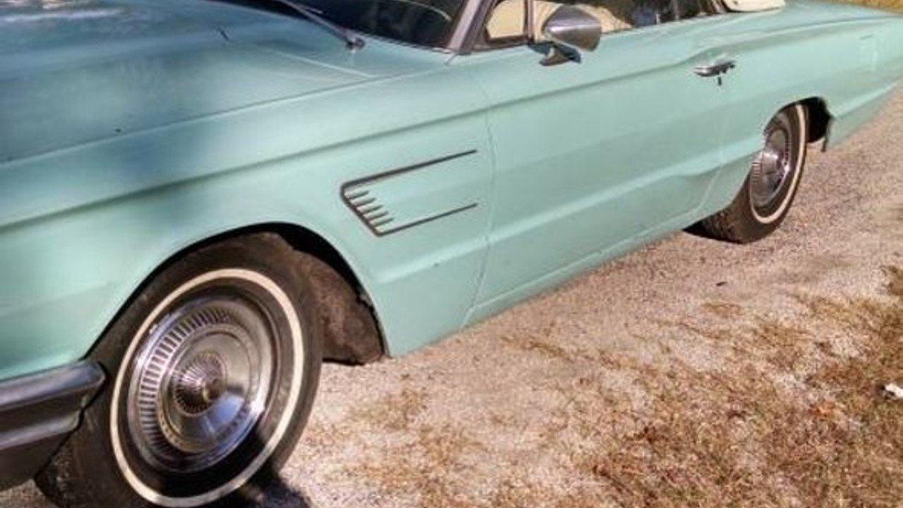 1965 Ford Thunderbird for sale 100882600
