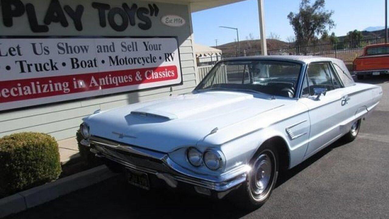 1965 Ford Thunderbird for sale near Redlands, California 92373 ...