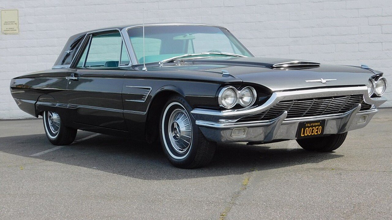 1965 Ford Thunderbird for sale 100966382