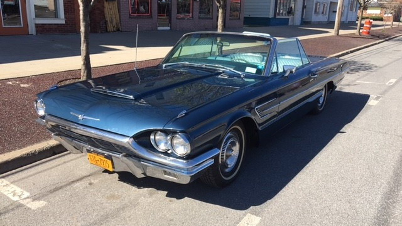 1965 Ford Thunderbird for sale 100997185