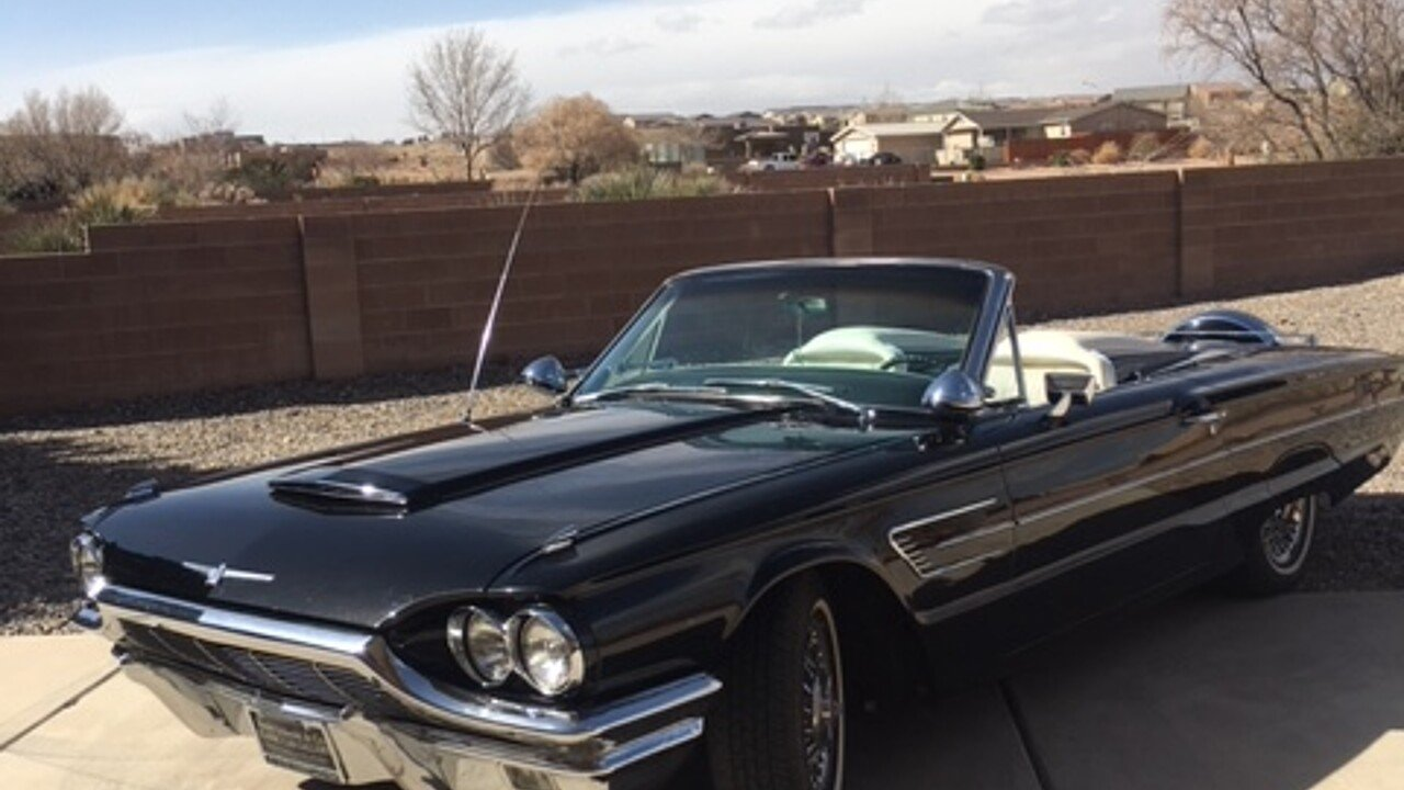1965 Ford Thunderbird for sale 101003447