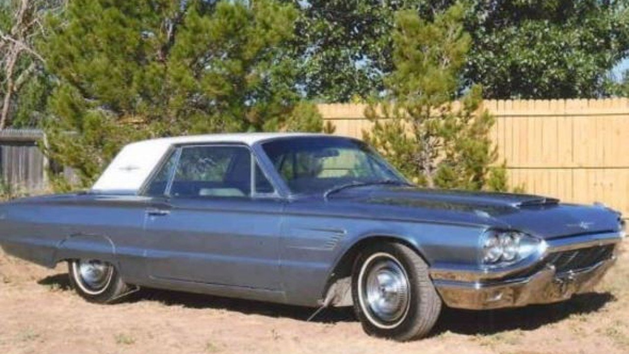 1965 Ford Thunderbird for sale 101028914