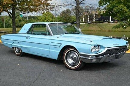 1965 Ford Thunderbird for sale 100979393