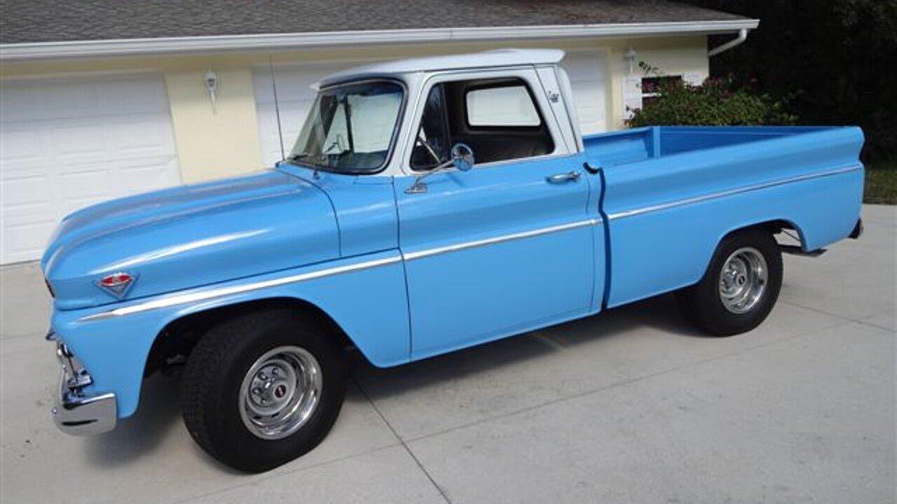 1965 gmc pickup for sale near sarasota florida 34233 classics on autotrader. Black Bedroom Furniture Sets. Home Design Ideas