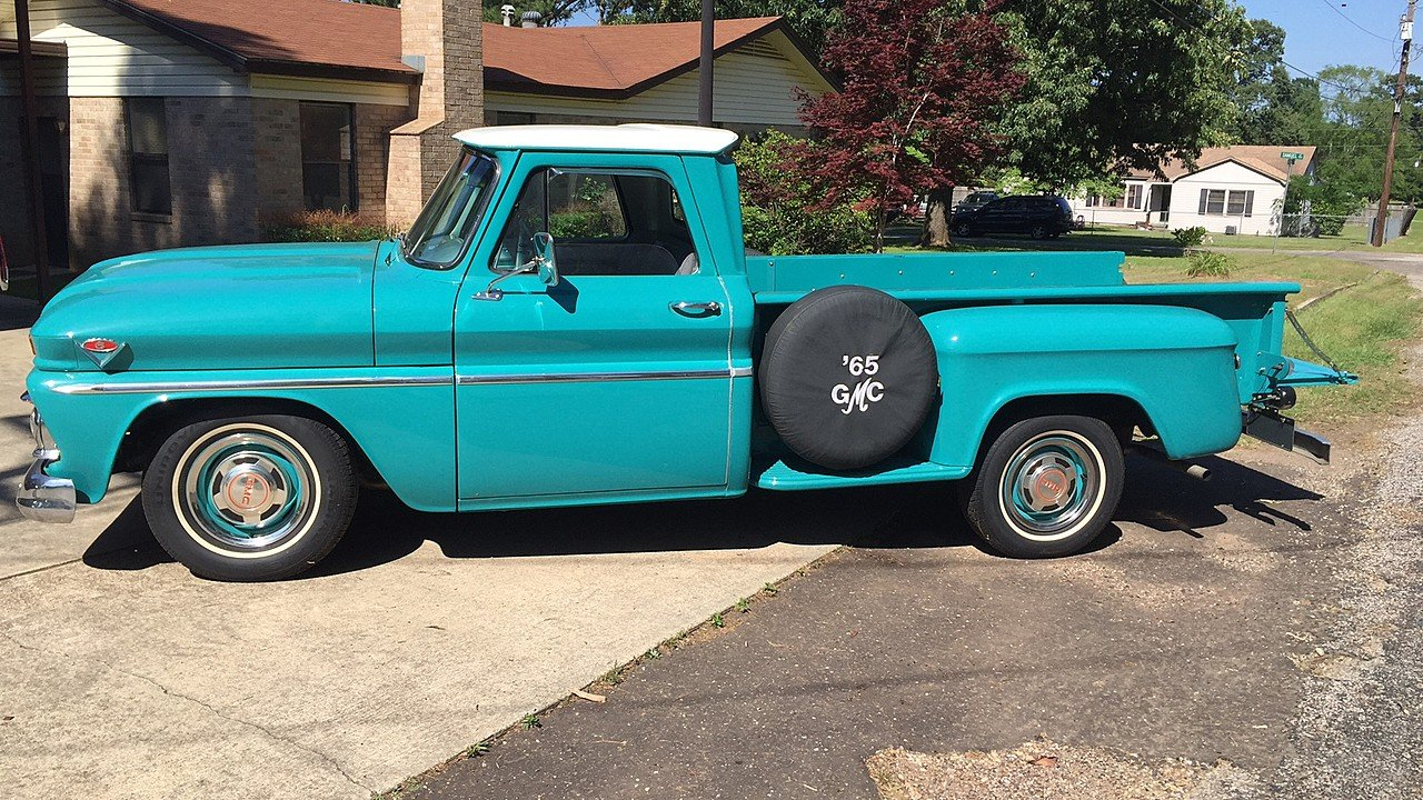 1965 GMC Pickup for sale 100852597