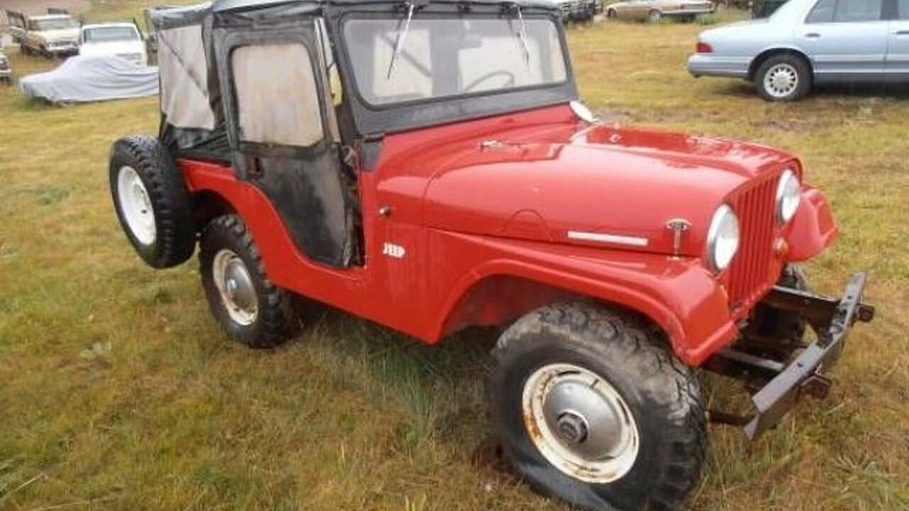 1965 Jeep CJ-5 for sale 100915482