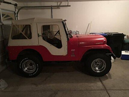 1965 Jeep CJ-5 for sale 100838236