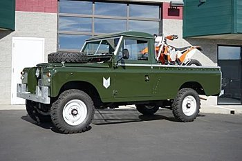 1965 Land Rover Other Land Rover Models for sale 100840819