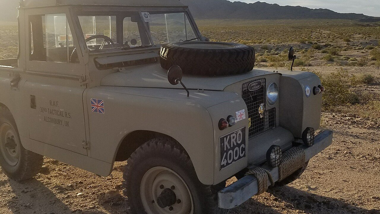 1965 Land Rover Series II for sale 100928489