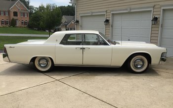 1965 Lincoln Continental for sale 100778536