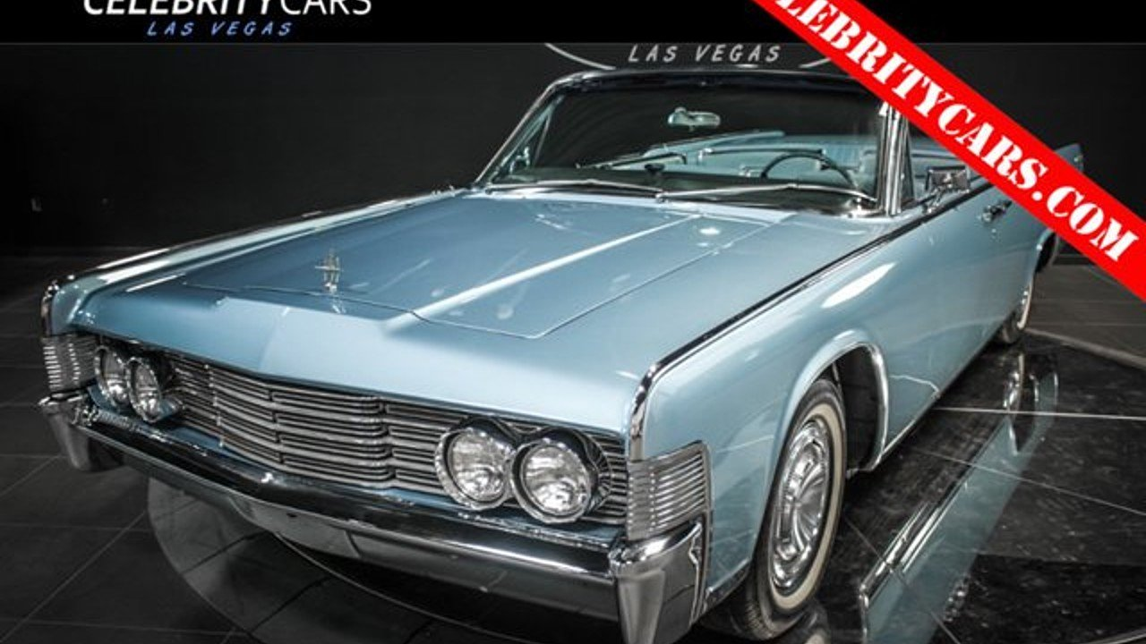 1965 Lincoln Continental for sale near Las Vegas, Nevada 89139 ...