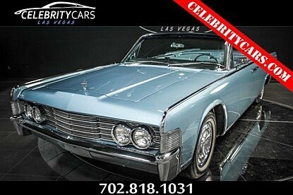 1965 Lincoln Continental for sale 100876136