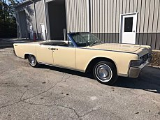 1965 Lincoln Continental for sale 100931147