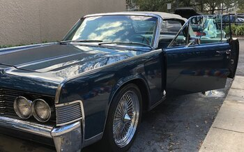 1965 Lincoln Continental for sale 100946133