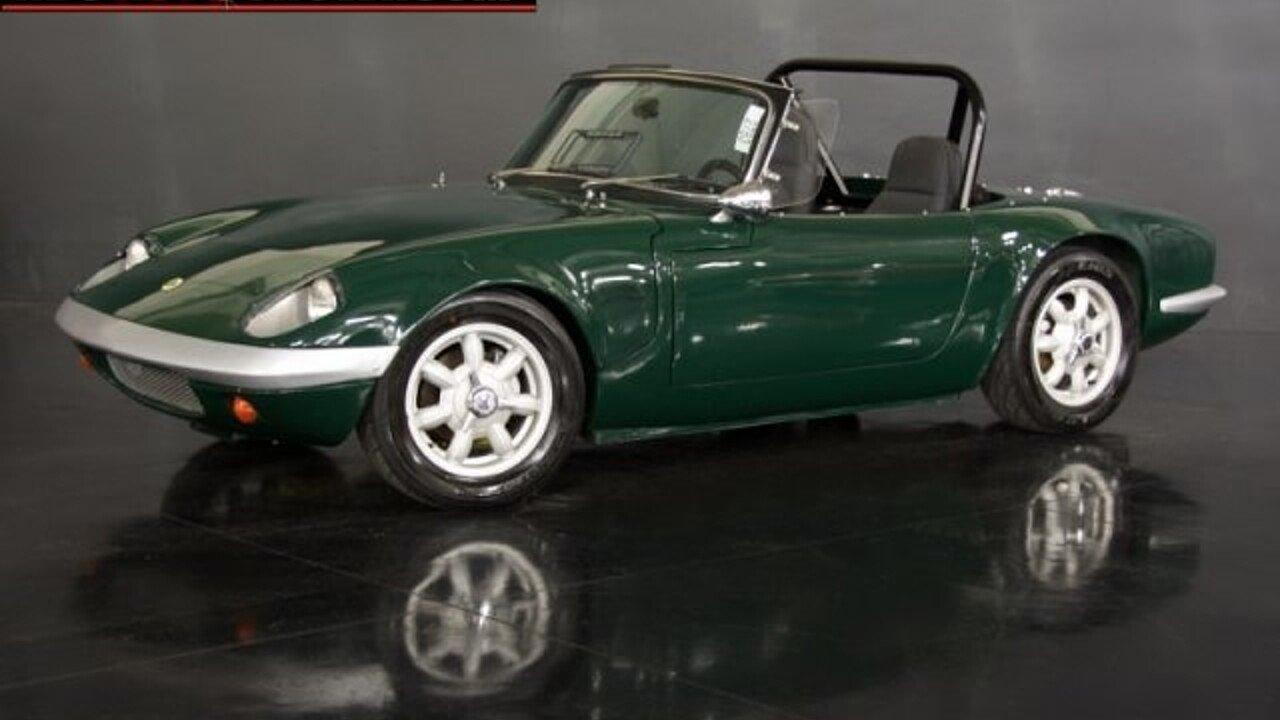 1965 Lotus Elan for sale 100869885