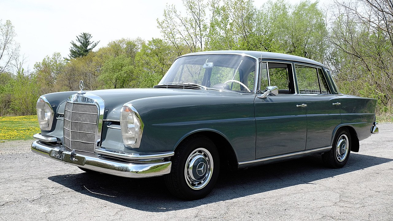 1965 mercedes benz 230s for sale near troy new york 12182 for Autotrader mercedes benz