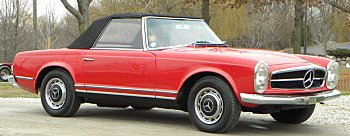1965 Mercedes-Benz 230SL for sale 100742407