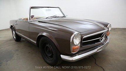 1965 Mercedes-Benz 230SL for sale 100848072