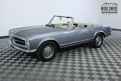 1965 Mercedes-Benz 230SL for sale 100856026