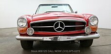 1965 Mercedes-Benz 230SL for sale 100857425