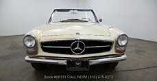 1965 Mercedes-Benz 230SL for sale 100855075