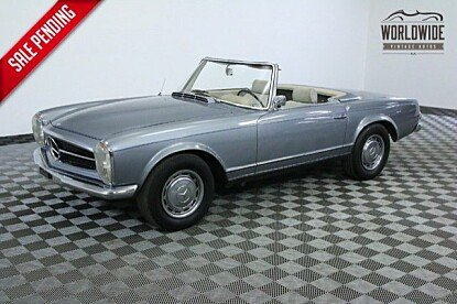 1965 Mercedes-Benz 230SL for sale 100863228