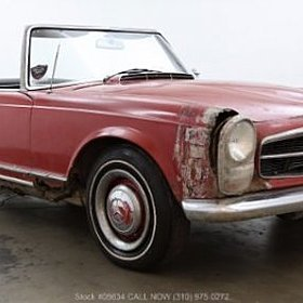 1965 Mercedes-Benz 230SL for sale 100906707