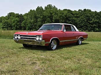 1965 Oldsmobile 442 for sale 101002229
