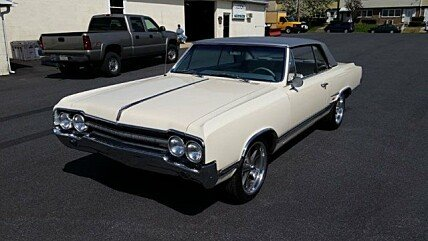 1965 Oldsmobile 442 for sale 100759231