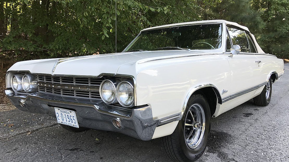 1965 Oldsmobile Cutlass Cruiser for sale 101028703