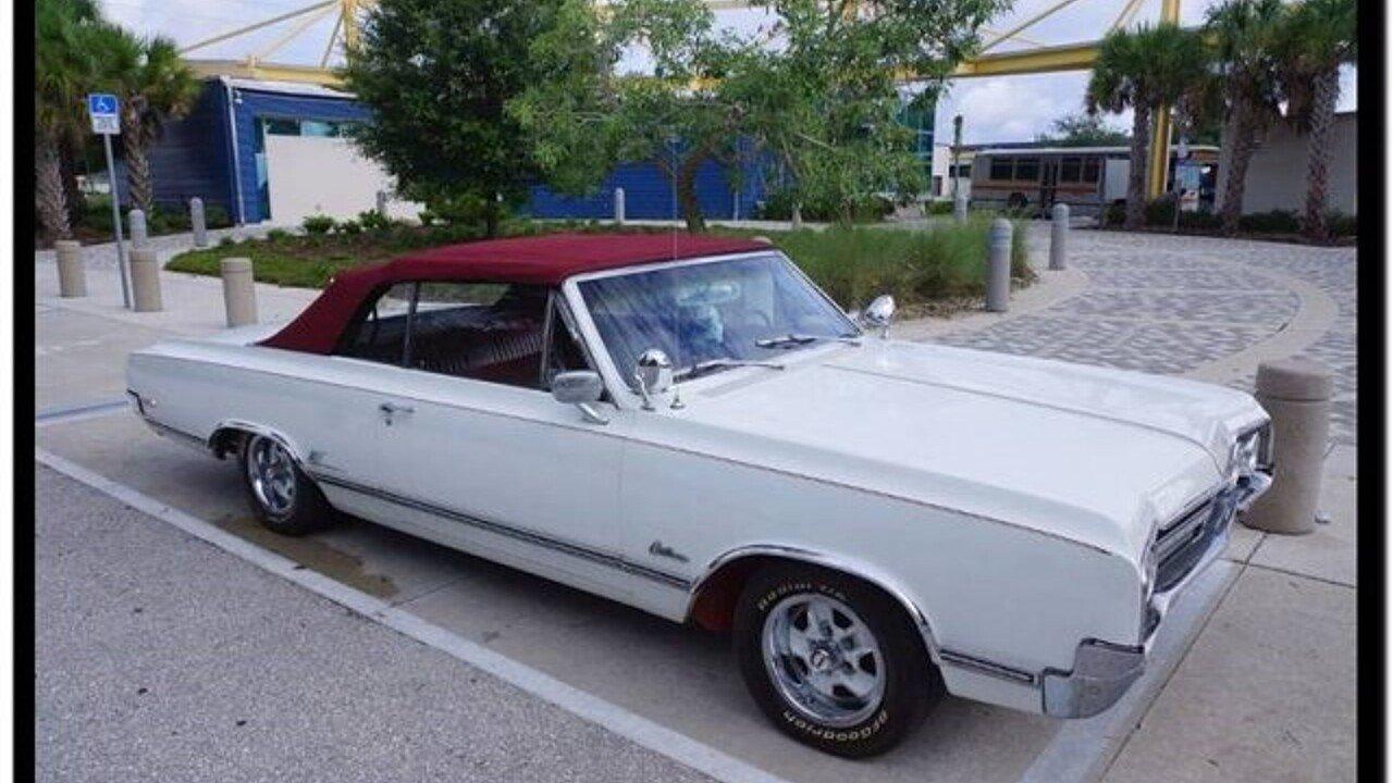 1965 Oldsmobile Cutlass for sale near Sarasota, Florida 34232 ...