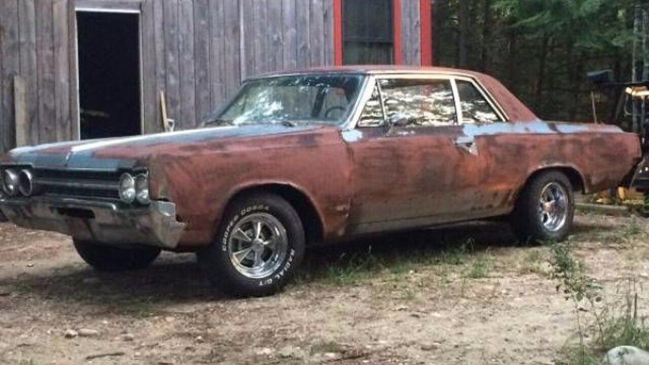 1965 Oldsmobile Cutlass for sale near Cadillac, Michigan 49601 ...