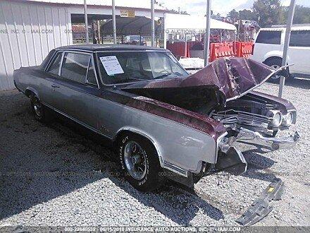 1965 Oldsmobile Cutlass for sale 101016223